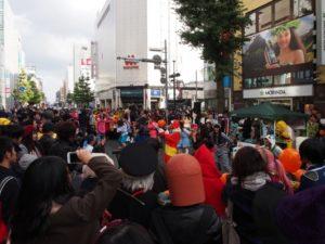 ハロウィン2019札幌のイベント
