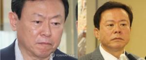 韓国ロッテ会長の辛東彬、猪瀬直樹に似てる