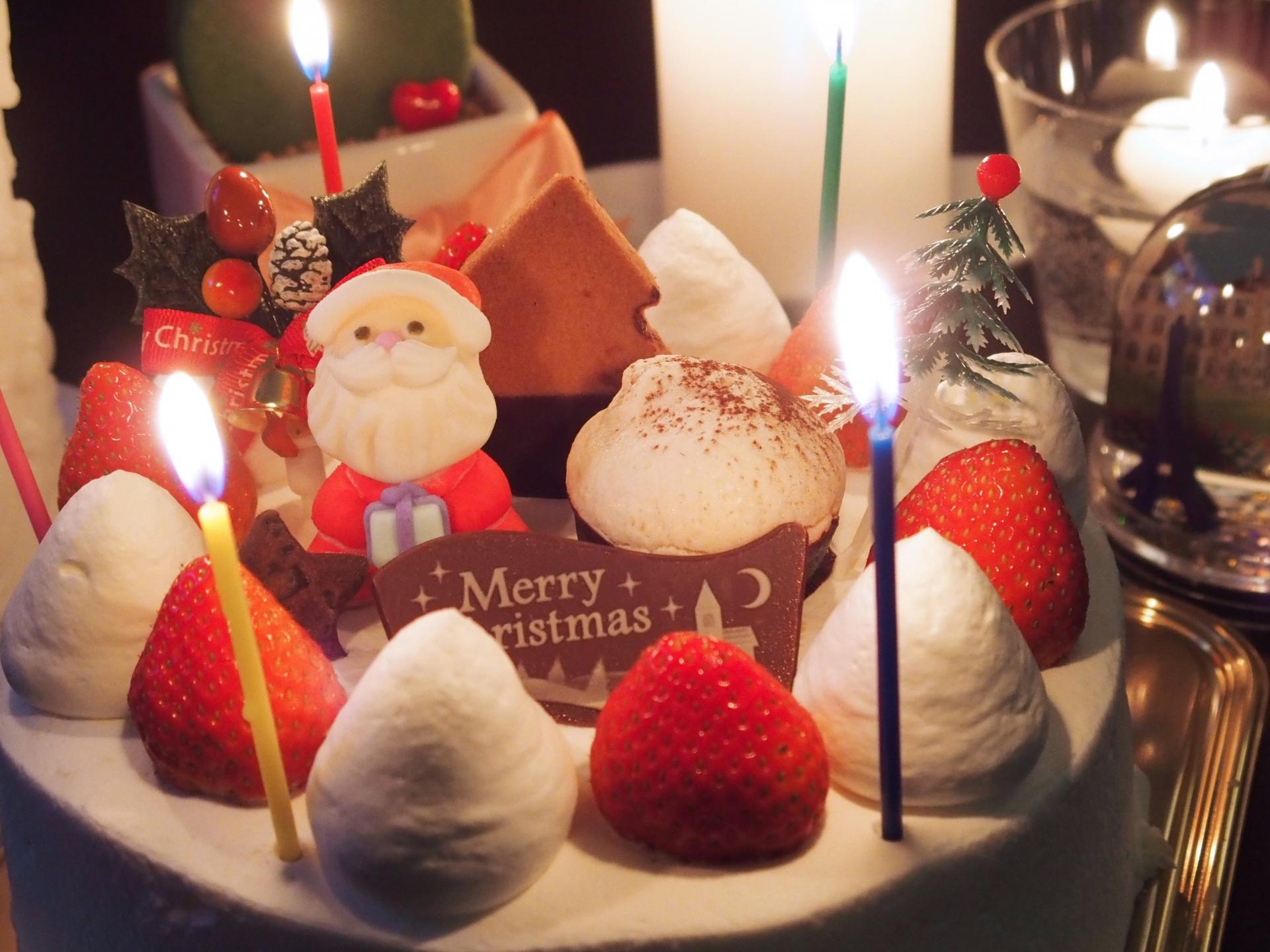 糖質制限中でもOK!コンビニの低糖質なクリスマスケーキ2019年!