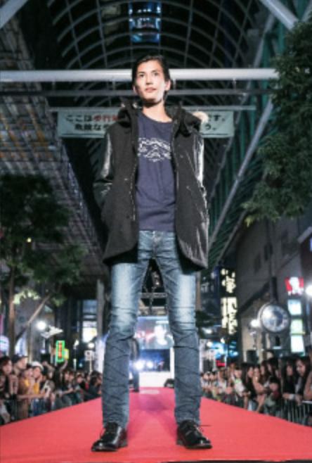 仙台コレクション2014渡邊圭祐