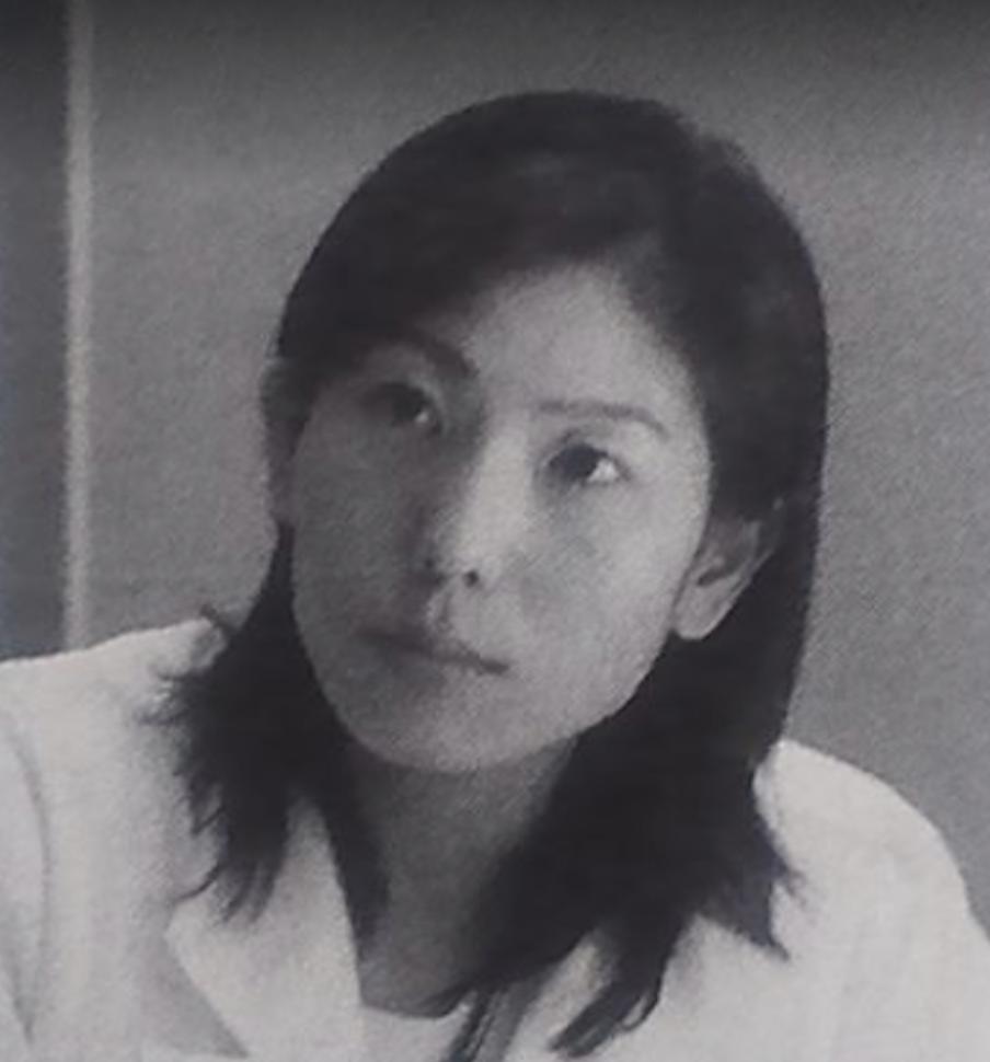 大坪寛子若い頃の美人画像